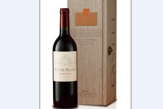 法国原瓶进口-波尔多珍藏橡木桶红葡萄酒2007